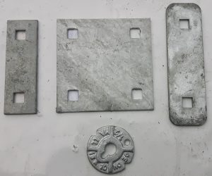 Hardware Backing plates